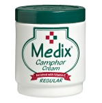MEDIX CAMPHOR CREAM REGULAR 500ml